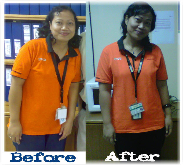 Before After Herbalife