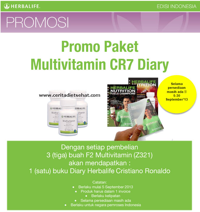 Promo Multivitamin