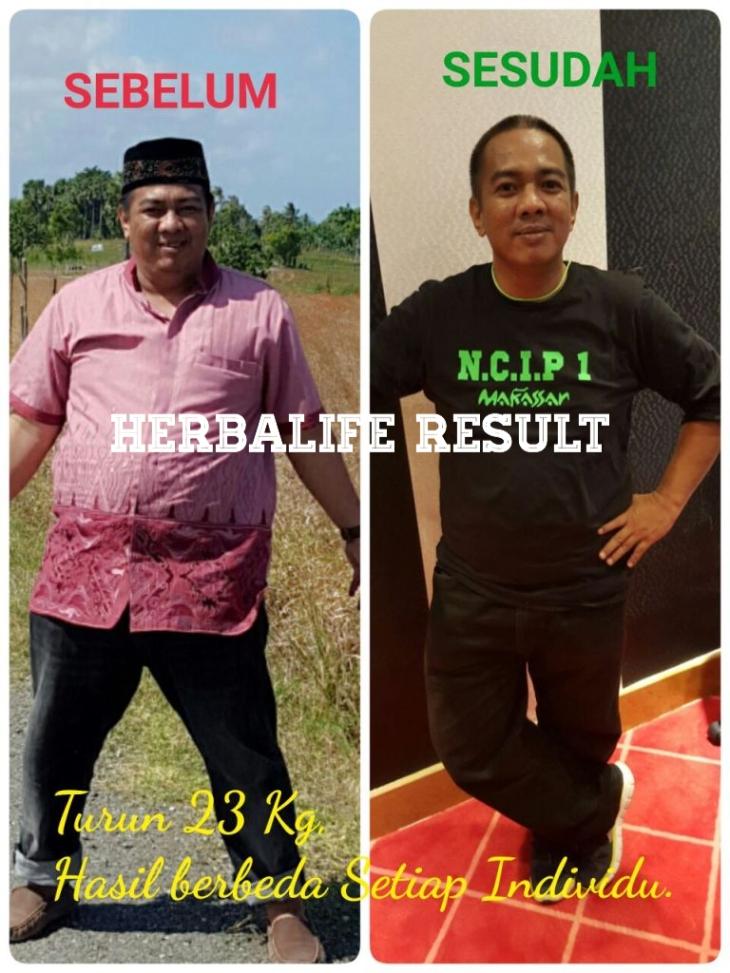 Tag: gagal diet herbalife